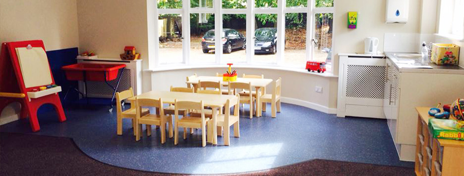 Wentwood House Day Nursery - Slider